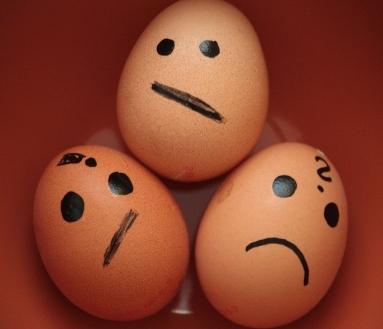 Potravinová intolerancia – Vajcia
