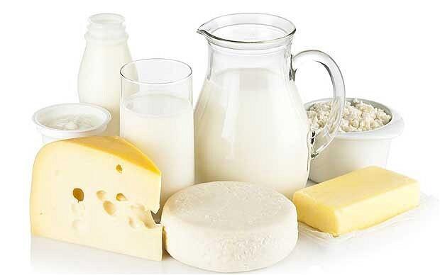Intolerancia na mlieko, laktózu.