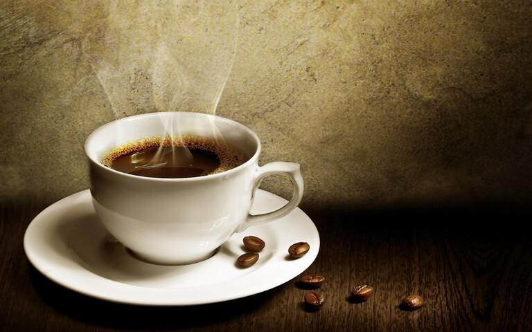Rozhovor o káve.