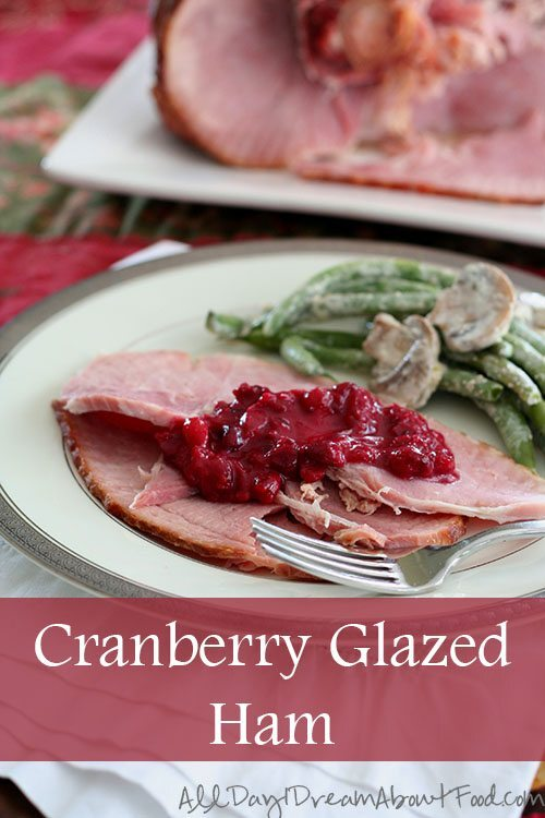 Cranberry Glazed Ham – Low Carb and Gluten-Free
