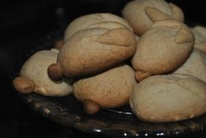 Receita para Biscoito de Maisena