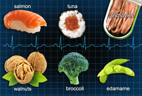 Omega 3- The Wonder Fatty Acid!