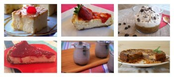 6 Tartas de queso imperdibles