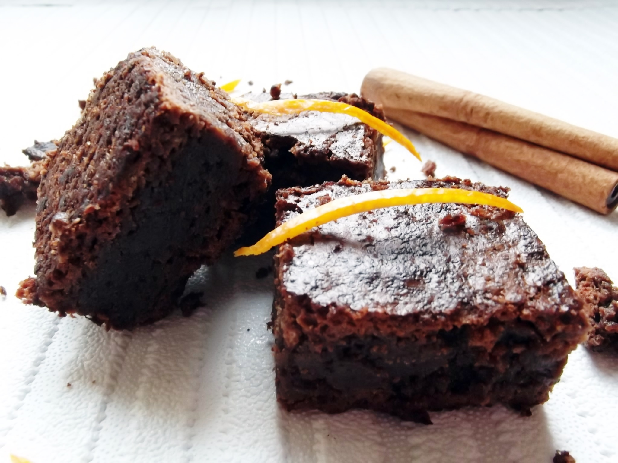 ottolenghi brownie