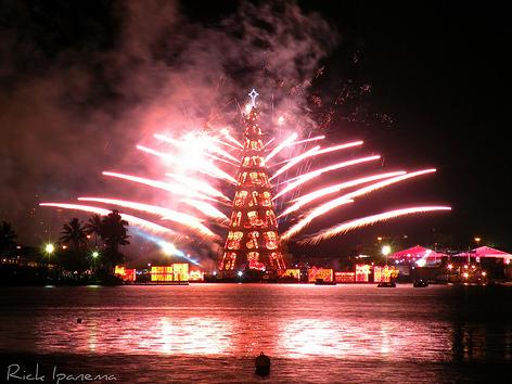Natale e Capodanno in Brasile