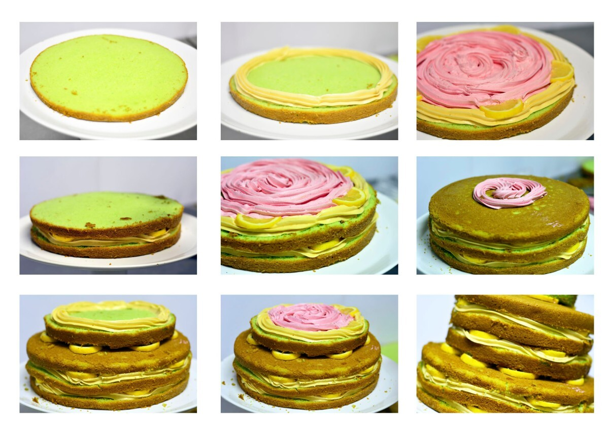 Especial Noivas: RECEITA: Naked Cake – parte 4
