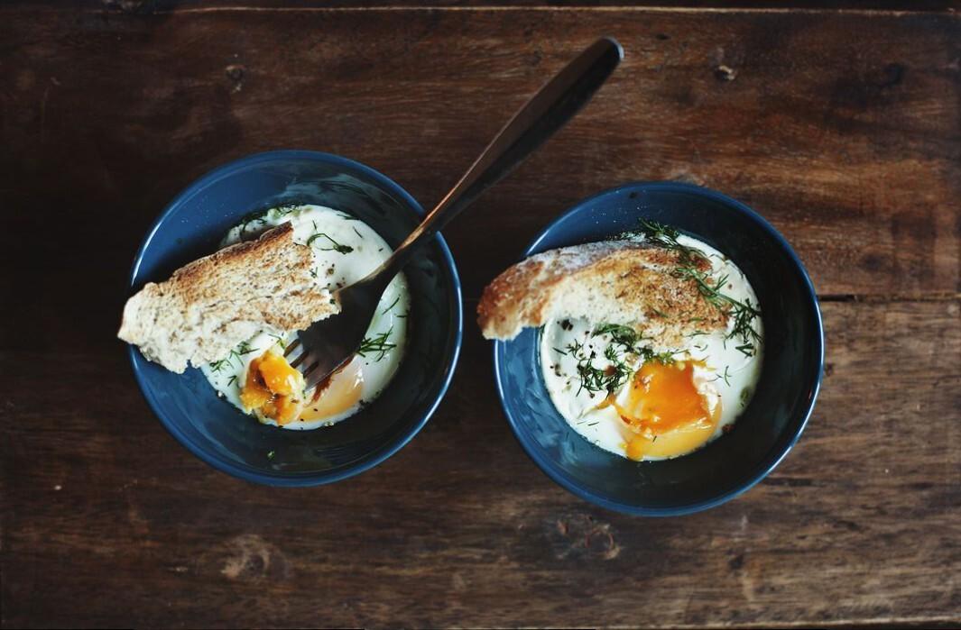 Receita rápida: Ovos cocotte