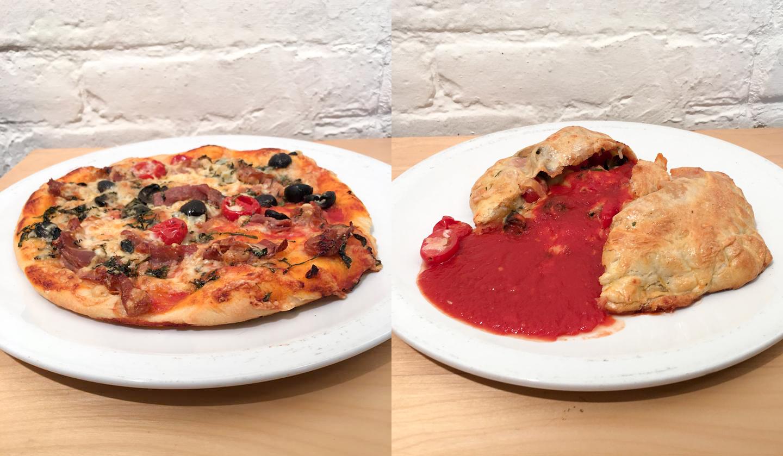 Pâte à pizza & calzone selon Yannick Duchesneau