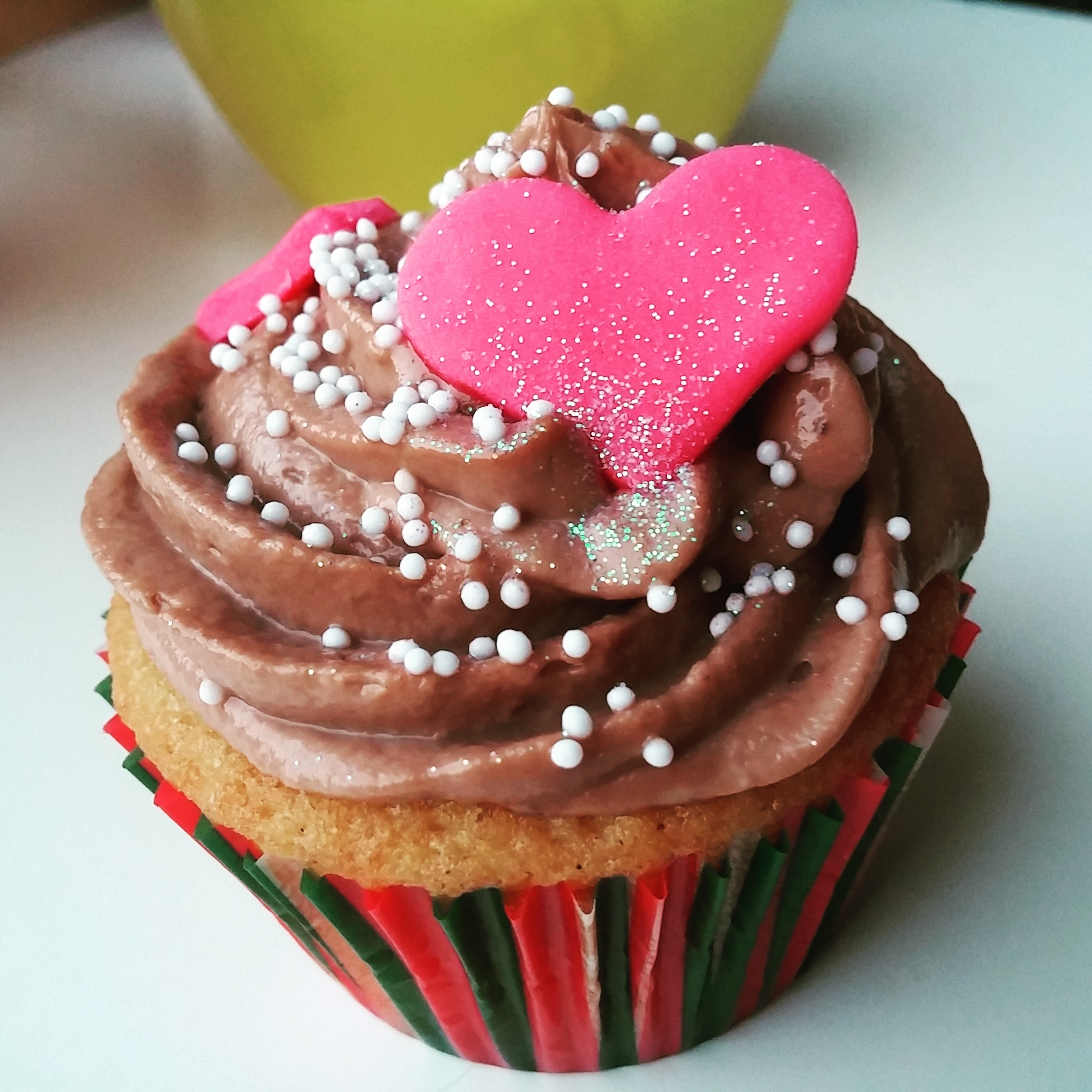 Mes premiers cupcakes chez Vanille ou Chocolat à Montpellier