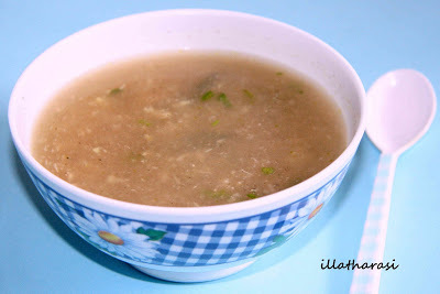 Chicken Soup (Microwave Cooking)