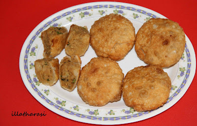 Kachori - Cuisines of India : Uttar Pradesh Cuisine