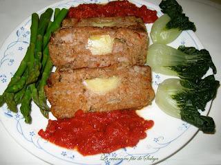 pain de viande mijoteuse ricardo