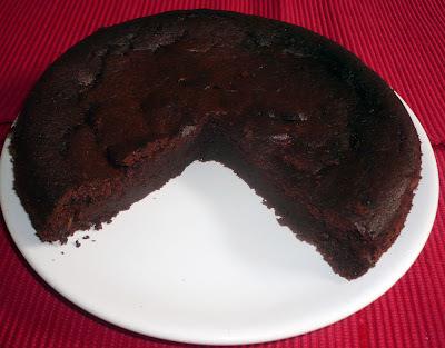Csokitorta liszt nélkül Nigella módra