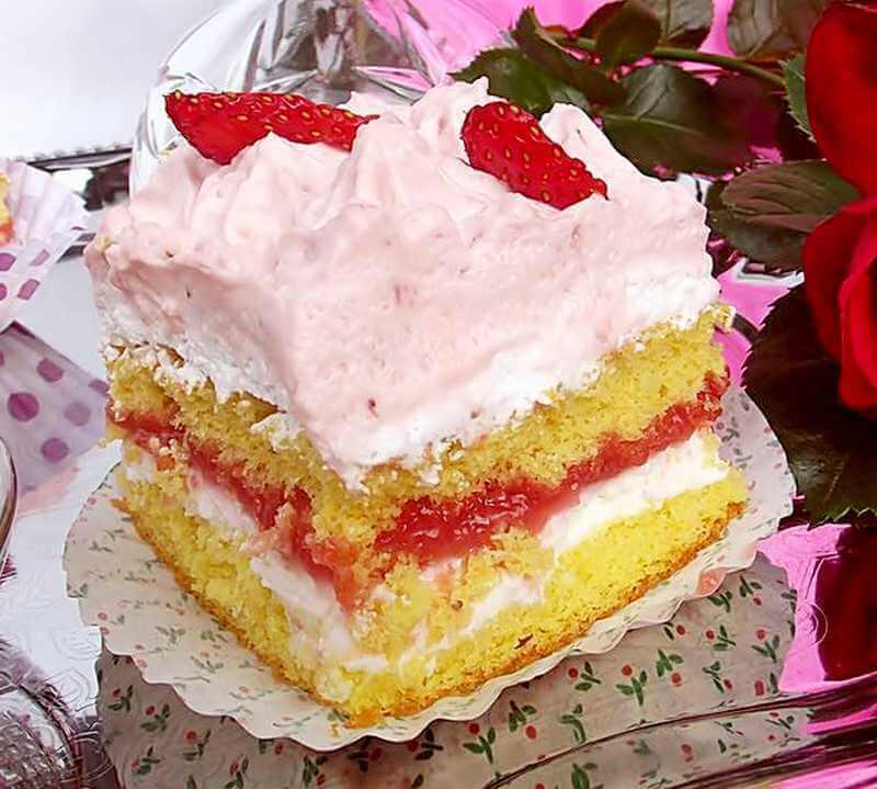 kolač od vrhnja i sira