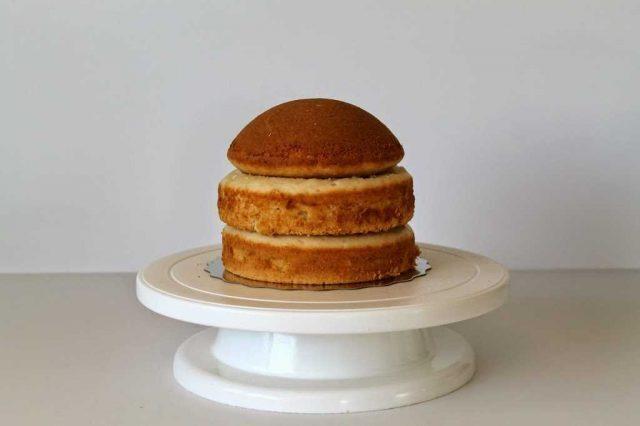 Návod na dort ve tvaru sovičky