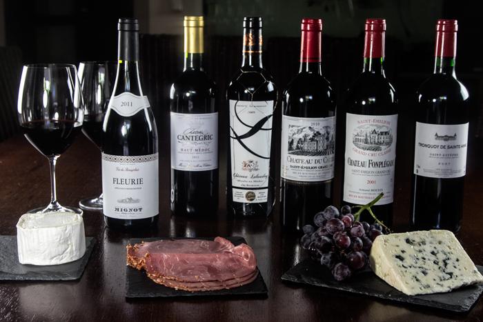Ταξίδι στον κόσμο του Γαλλικού κρασιού