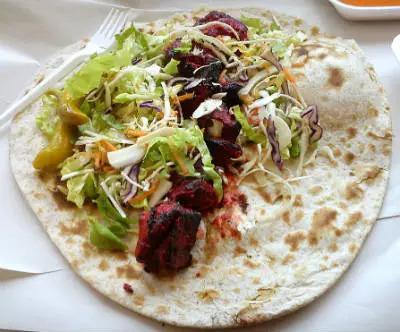 Lamb Tikka Kebab