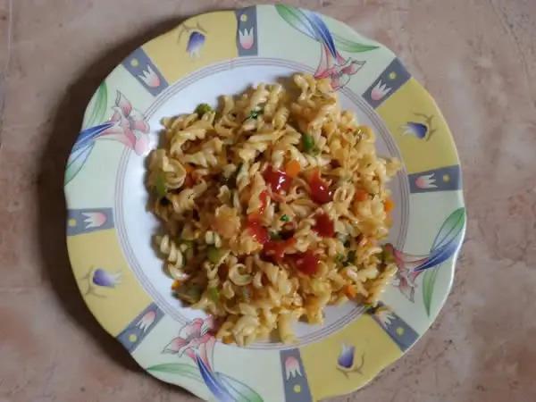 indian style pasta sauce