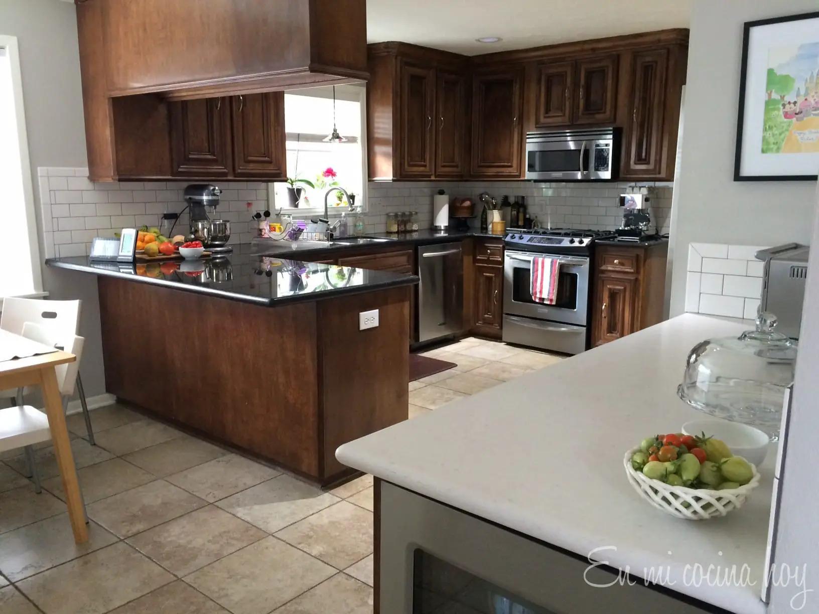 Mi nueva cocina