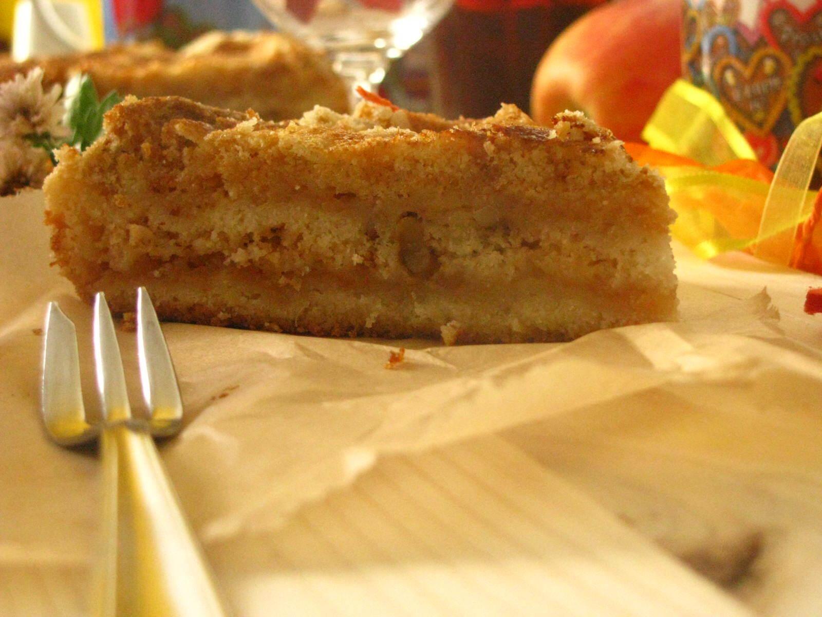 lacny jablkovy kolac