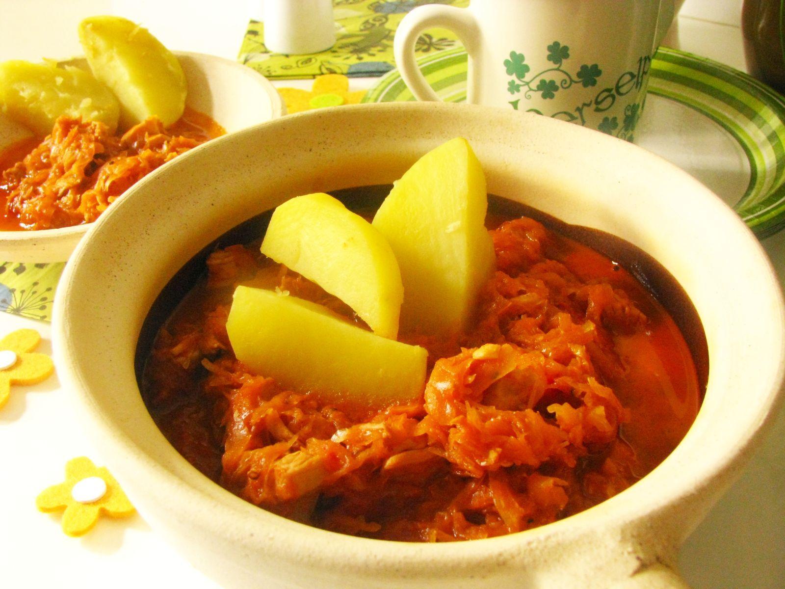 Kuracie prsia na spôsob sikulského gulášu – diétne