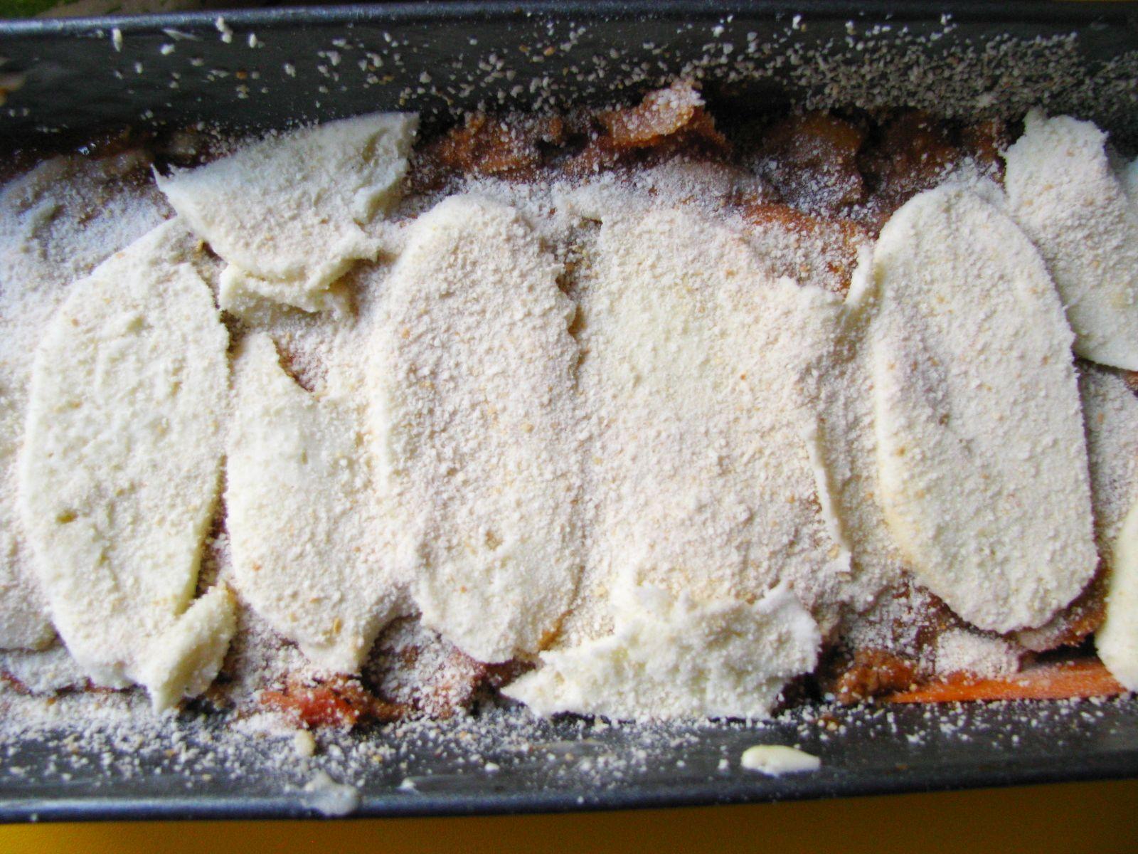Lasagne zo sladkých zemiakov – prekladané bataty ako lasagne