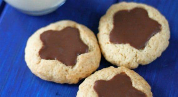 Galletas estrella caseras | Una chocolatosa tentación