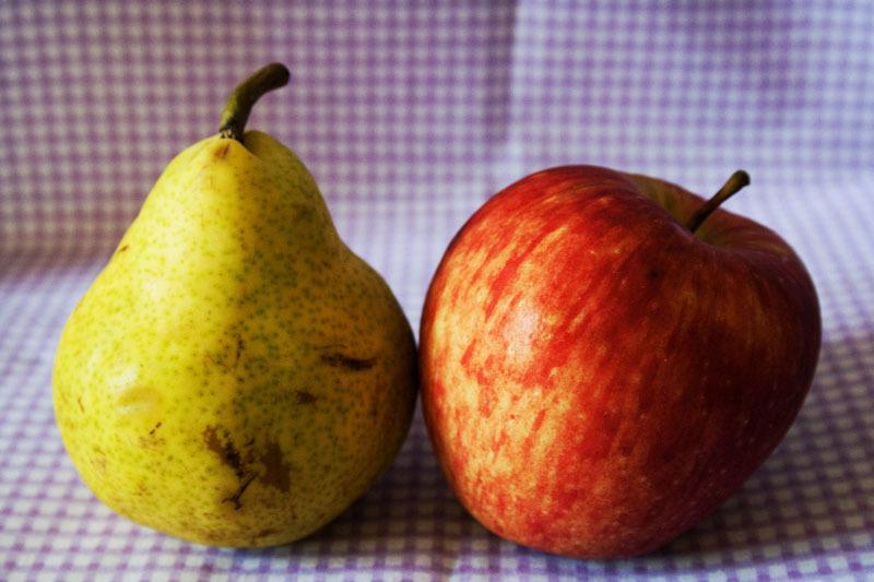 Dieta - Dieta da maçã e da pera