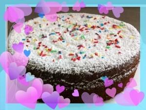 Gâteau moelleux chocolat au lait