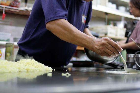 Les secrets de l'okonomiyaki