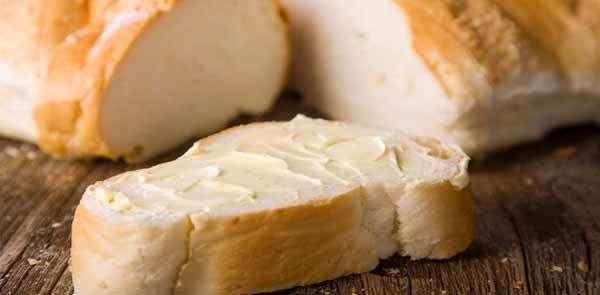 Pão caseiro de leite condensado