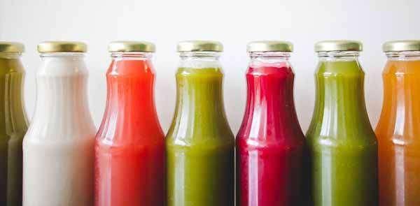 5 Receitas de Sucos Detox para Desinchar