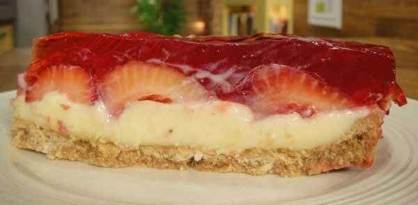 Torta Espelhada