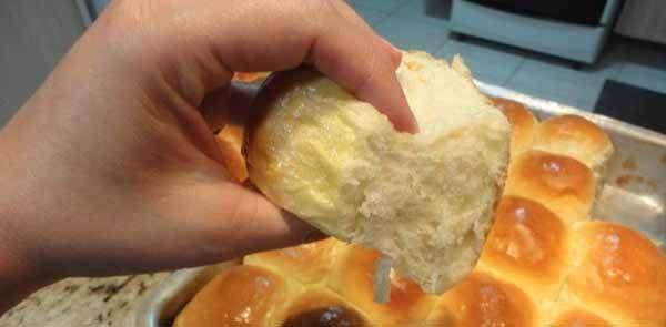 Como Fazer Pão de Minuto