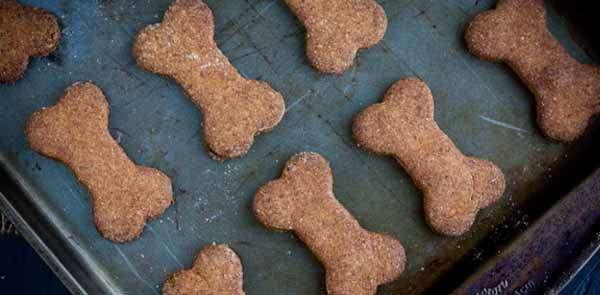 Biscoito Canino de Legumes