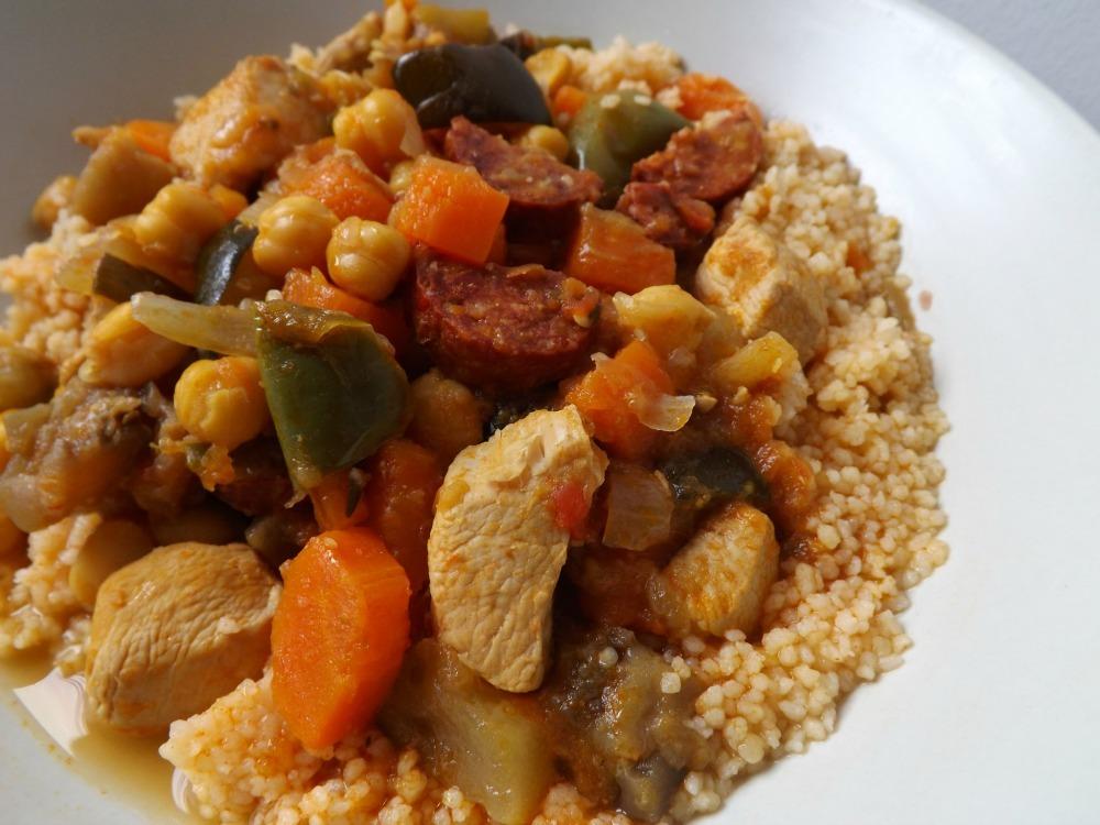 cookeo moulinex couscous