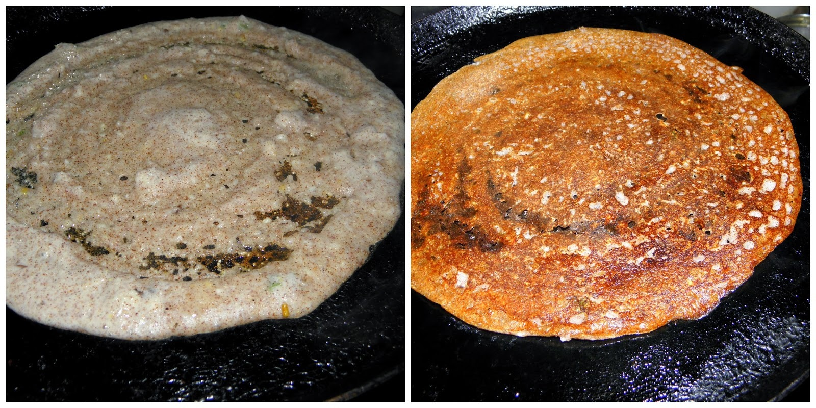 Ragi Dosai | Finger Millet Dosai | Easy breakfast recipe | Healthy dosa recipe