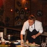 Ceviche glam en la semana de la gastronomía peruana
