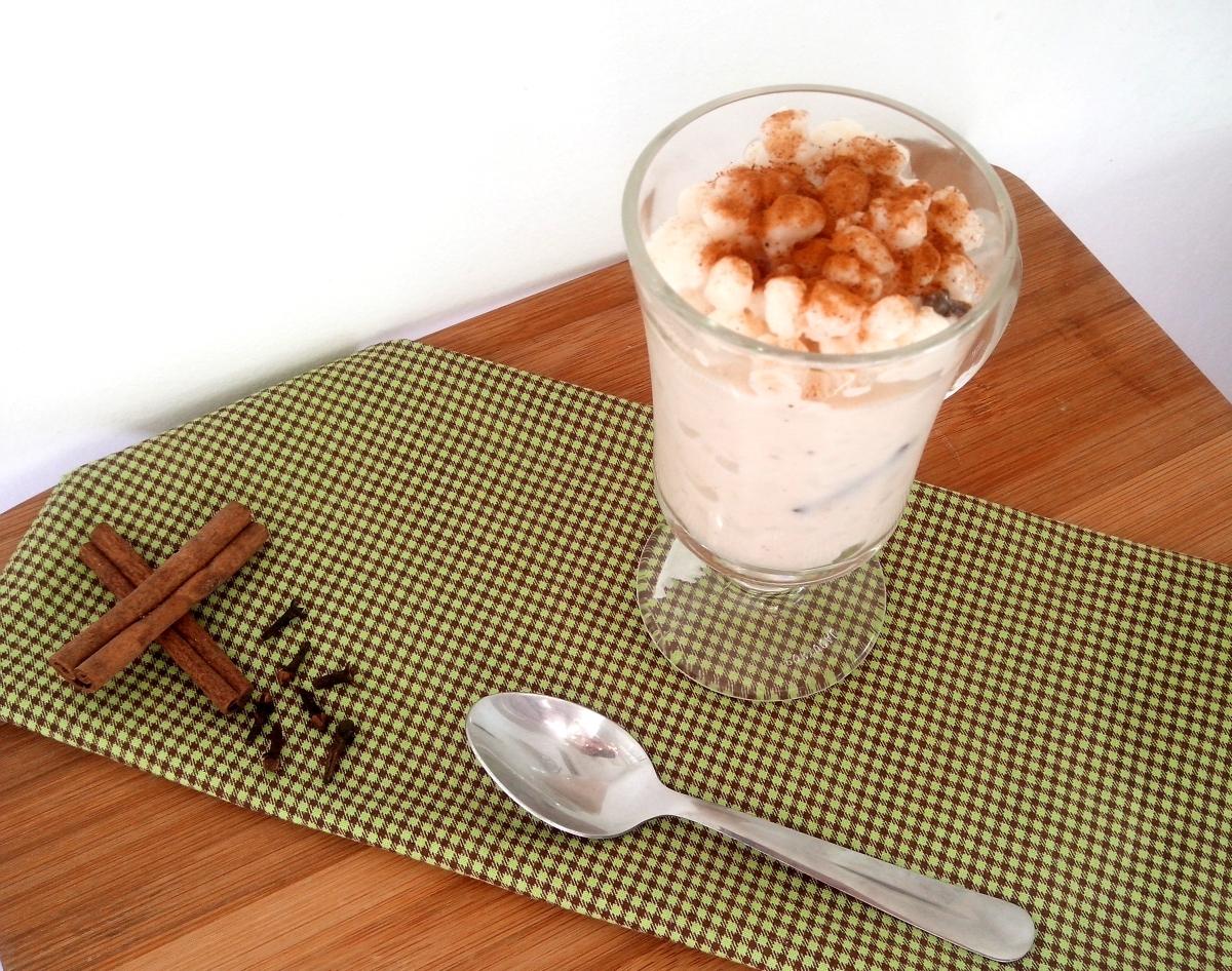 Canjica doce (calorias reduzidas)