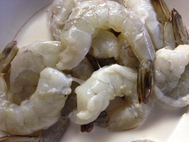 Casquinha de camarão (12 porções)