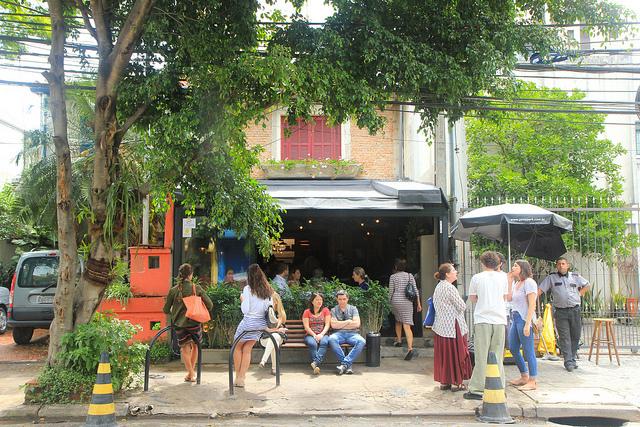 Più, restaurante italiano de qualidade em Pinheiros