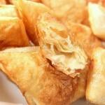Recette Msemen croustillant frit, recette kabyle