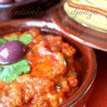 Zaalouk d'aubergines, recette marocaine facile