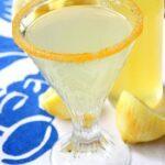 Cherbet de citron limonade algérienne