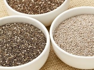 Chia semiaÄŤka: Zdravie z prĂrody