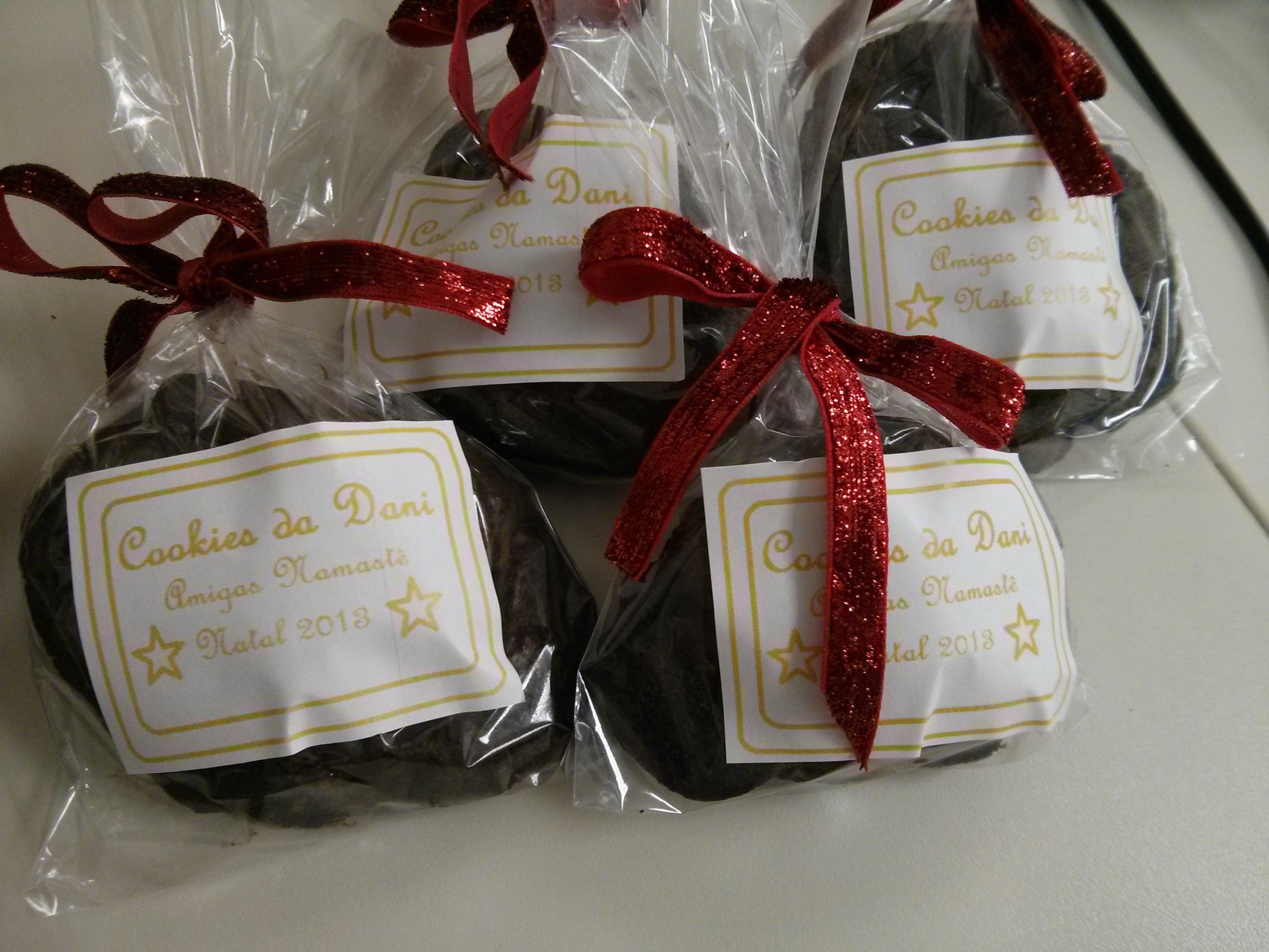 Cookies de chocolate da Dani – Ops, da Nigella