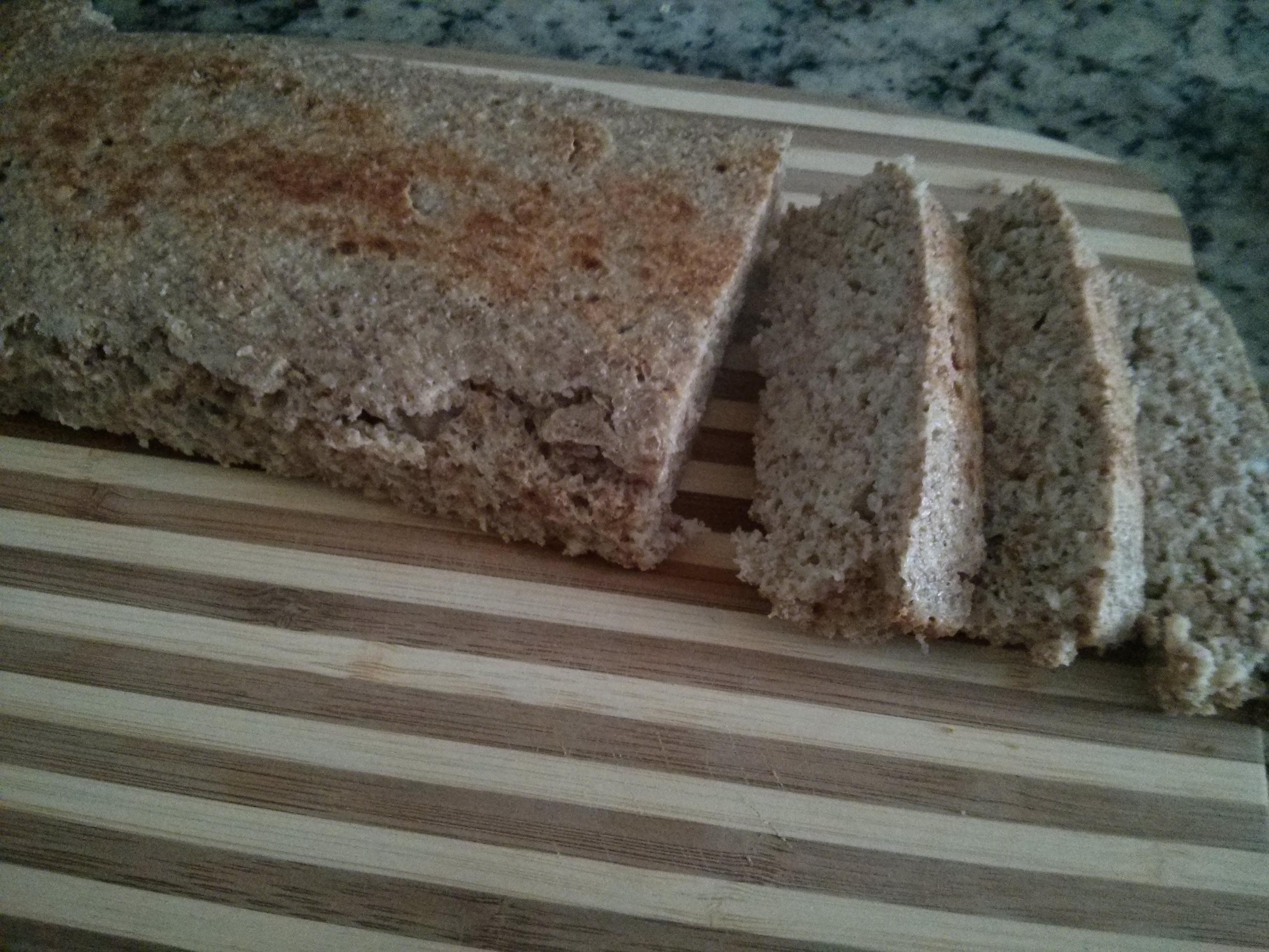 Pão integral Dukan – Ataque