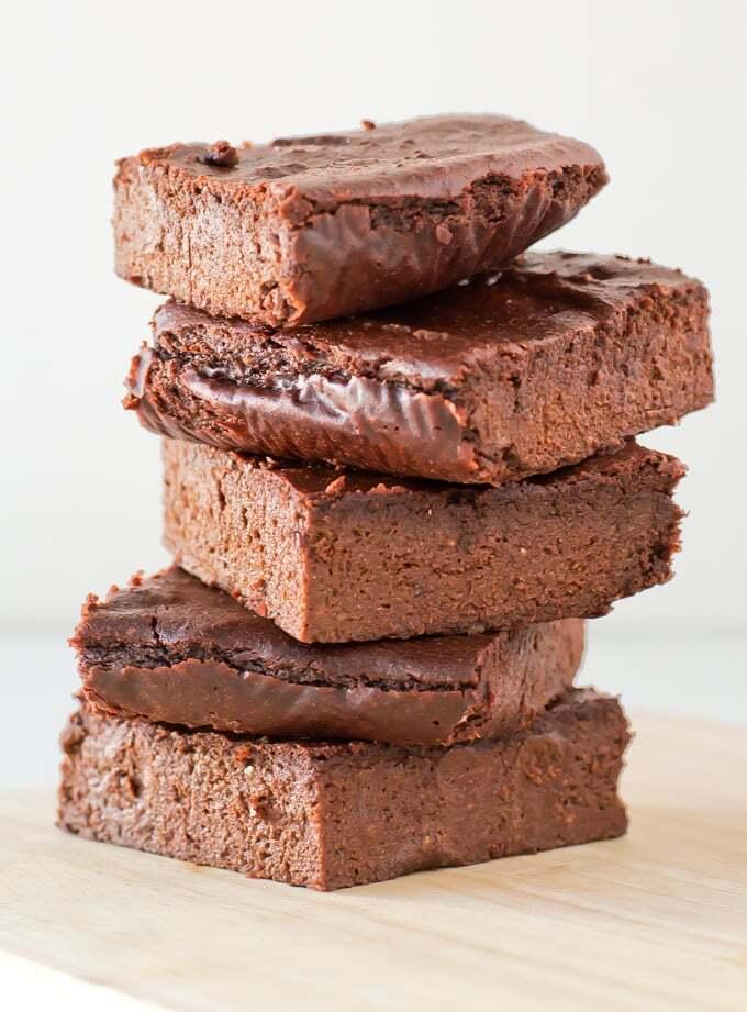 Brownie Vegano Sin Gluten