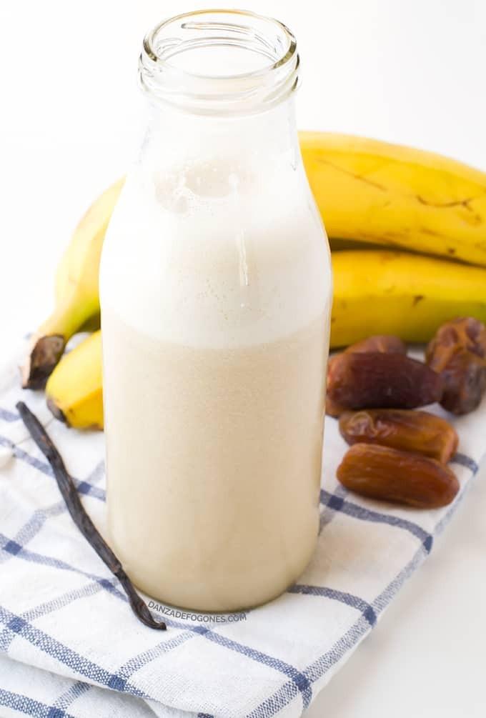 Leche de Plátano