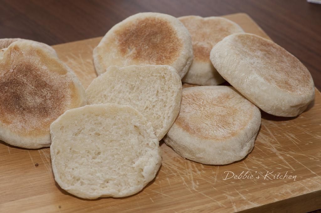 English Muffin  英式鬆餅
